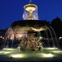 10/20/2012에 Fernando de O.님이 Schlossplatz에서 찍은 사진