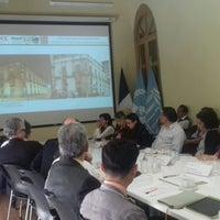 Photo taken at Autoridad del Centro Histórico by Edgar G. on 10/6/2016