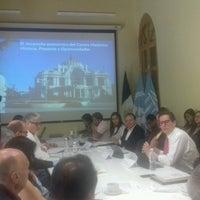 Photo taken at Autoridad del Centro Histórico by Edgar G. on 10/4/2016