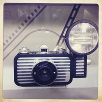 Photo taken at Lomography Embassy Store Chicago by brian s. on 9/29/2012