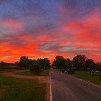 Photo taken at Dinges Farm by brian s. on 9/28/2014