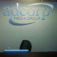 Photo taken at Adcorp Media Group by Will L. on 9/3/2013