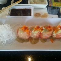 Photo taken at Sushi Ren (Ren Japanese Cuisine) by Arthur P. on 4/21/2016