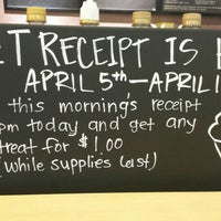 Photo taken at Starbucks by Stephanie M. on 4/5/2016