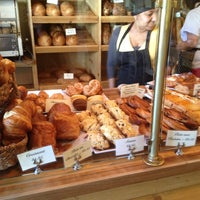 Photo taken at La Boulangerie by Erica L. on 4/3/2013