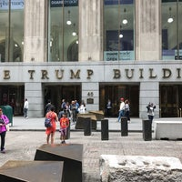 Photo taken at Trump Building by gomi n. on 5/6/2017