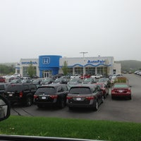 ... Photo Taken At Honda Of Plymouth By Chris H. On 7/9/2013 ...