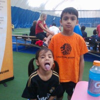 Photo taken at Soccer Centers by Ameet M. on 10/5/2013