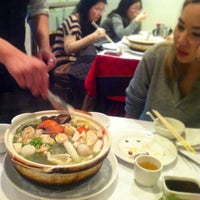 Photo taken at 456 Shanghai Cuisine by Gia K. on 3/6/2013