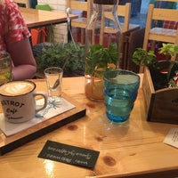 Photo taken at New York Coffees by Настя Ч. on 6/21/2017
