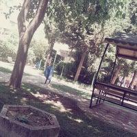 Photo taken at Kazım karabekir parkı by Yasin Ş. on 7/18/2016