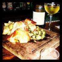 Photo taken at Barcelona Wine Bar Waypointe by Tyler M. on 1/13/2013