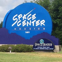 Photo taken at Space Center Houston by Dennis N. on 6/23/2014