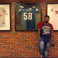 Photo taken at Tony Luke's by Ashith r. on 8/20/2015