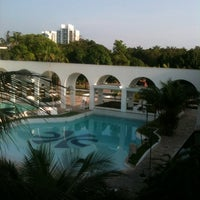 Photo taken at Piscina by Henrique C. on 9/22/2012