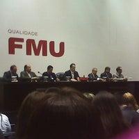Photo taken at FMU - Casa Metropolitana do Direito by Claudinha M. on 1/22/2013