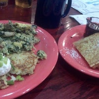 Photo taken at Polly's Pies - Moreno Valley by Monica S. on 8/2/2014