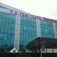 1/21/2013 tarihinde Ali Serdar M.ziyaretçi tarafından Yeni Yüzyıl Üniversitesi'de çekilen fotoğraf
