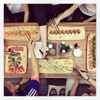 Снимок сделан в Yamamori Sushi пользователем Yamamori D. 8/30/2014