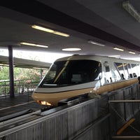 Photo taken at Monorail Gold by Barbara B. on 6/7/2013