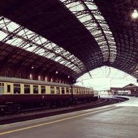 Photo taken at Platform 1 by Dunya S. on 7/16/2014