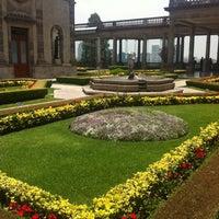 Photo taken at Museo Nacional de Historia (Castillo de Chapultepec) by Sito . on 5/15/2013