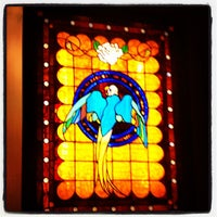 Photo taken at Blu Parrot by Andrew D. on 10/12/2012