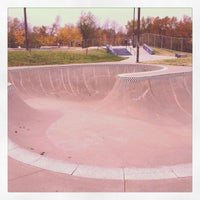 Photo taken at Springfield Skate Park by Biker C. on 10/21/2012