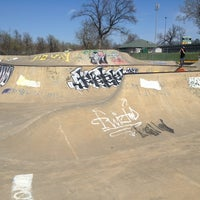 Photo taken at Springfield Skate Park by Biker C. on 4/13/2013