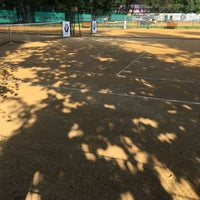 Photo taken at Central Park Tennis Club by Alexey L. on 6/4/2016