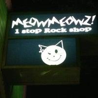 Photo taken at Meow Meowz by Jeff M. on 12/20/2012