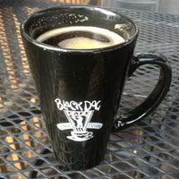 Photo taken at Black Dog Cafe by Steve E. on 12/29/2012