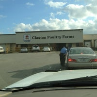 Photo taken at Claxton Poultry by Steve E. on 1/17/2013
