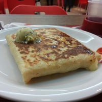 Photo taken at Lord Crepes by Kamilla G. on 6/26/2014