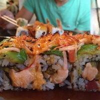 Photo taken at Dragonfly Sushi & Sake Co by Tyler M. on 9/7/2013