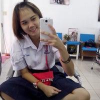 Photo taken at ร้านตัดผม by Janiiz D. on 8/6/2014