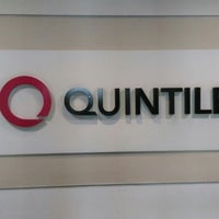 Photo taken at Quintiles Technologies by Prad on 6/1/2016