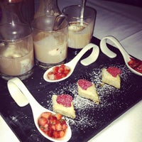 Photo taken at Tagine Beverly Hills by Jinu P. on 9/27/2012