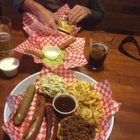 Photo taken at Washingtons Sports Bar by Andrew A. on 12/5/2014