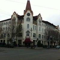 Снимок сделан в Grand Hotel Ukraine пользователем Уваров А. 12/1/2012