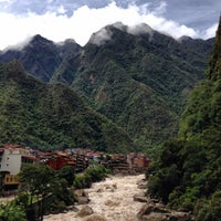 Photo taken at Sumaq Machu Picchu Hotel by Jessica T. on 3/21/2013