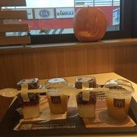 Photo taken at McDonald's by Barbora O. on 11/1/2014