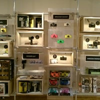 Photo taken at Lomography Gallery Store by sara on 12/2/2012