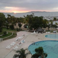 Photo taken at Hotel Venetur Puerto La Cruz by Marcela V. on 1/8/2015