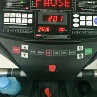 Photo taken at fitness ve aerobik salonu by Saadet A. on 9/17/2014