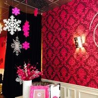 Photo taken at Tease Salon & Spa by Heather G. on 11/20/2013
