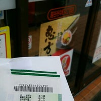 Photo taken at 7-Eleven by 岩見 大. on 6/26/2015