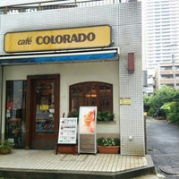 Photo taken at カフェコロラド 越谷店 by 岩見 大. on 7/7/2014