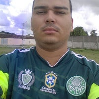 Photo taken at Campo do Marituba by Flavinho S. on 10/21/2014