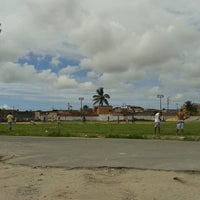 Photo taken at Campo do Marituba by Flavinho S. on 7/13/2014